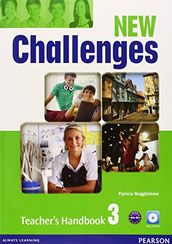 New challenges. Teacher's book. Per le Scuole superiori. Con Multi-ROM. Con espansione online: New Challenges 3 Teacher's Handbook & Multi-ROM Pack