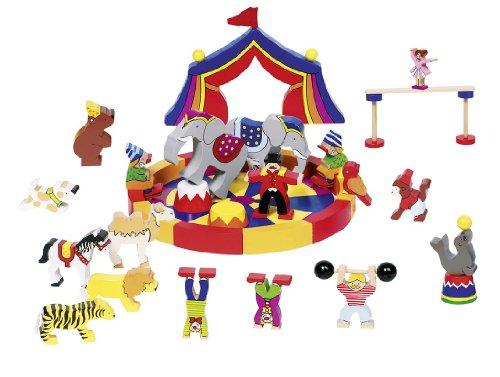 Goki Il mio Circo - Set giocattoli