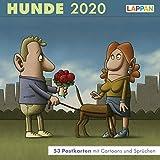 Hunde – Postkartenkalender 2020