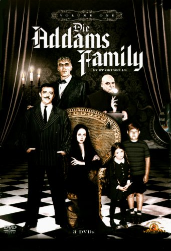 Die Addams Family - Volume 1 [3 DVDs]