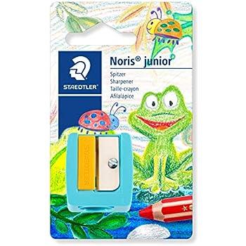 853302 Couleurs Assortis JPC Taille-Crayon TaillTou 3 Usages