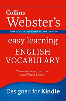 Webster's Easy Learning English Vocabulary (Collins Webster's Easy Learning) par [Collins Webster's ]