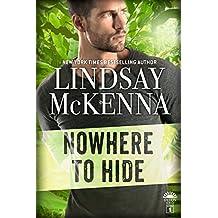 Nowhere To Hide Delos Series Book 1