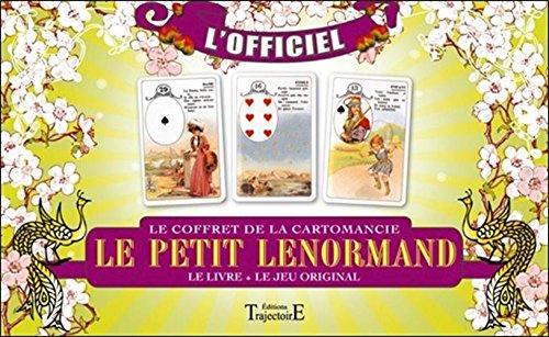 Le coffret du Petit Lenormand - Livre + Jeu par Marie Delclos