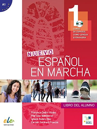 Nuevo Español En Marcha 1 Kursbuch Mit