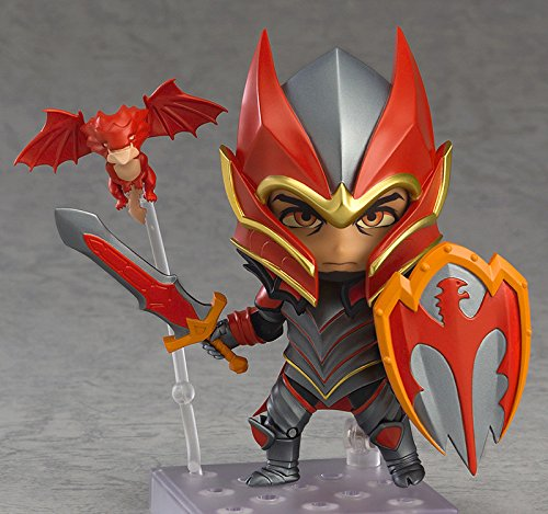 Dota-2-Demihero-Dragon-Knight-Mini-Hero-Figur-Valve-Nendoroid-615-In-Game-Unlock-Key-Imbued-Trove-Carafe