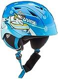 UVEX Kinder Skihelm airwing 2 -