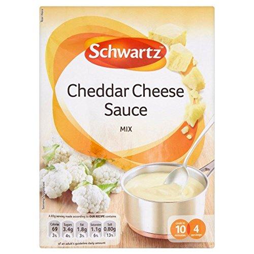 Schwartz Sauce Au Fromage Cheddar Mélange (40G)