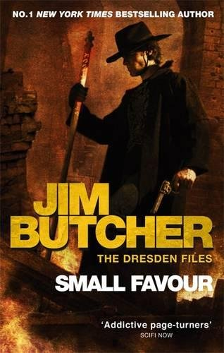Small Favour: The Dresden Files, Book Ten