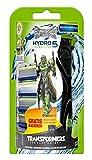 Wilkinson Sword Hydro 5 Sensitive Vorteilspack Transformers Edition mit 4 Klingen Rasierer gratis