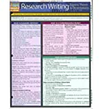 Research Writing: Papers, Theses & Dissertations (Quickstudy: Academic) (Poster) - Common