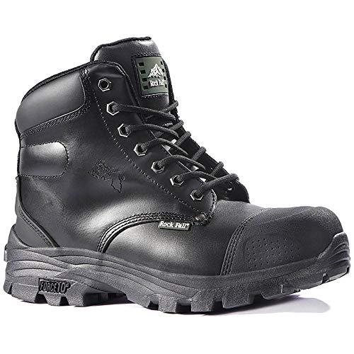 Friendly Rock Fall Texas Ii Brown S3 Hro Composite Toe Cap Safety Rigger Boots Work Boots Boots