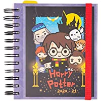 Erik® - Agenda Scolaire Journalier 2020/2021   Harry Potter   11 mois