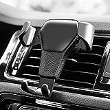 Rhino KFZ Halterung, ★1 Jahr Garantie ★ Handy Halterung Schwerkraft KFZ Halterung Autotelefonhalter Auto Lüftung Universal 360°Drehbarem Gelenk Kompatibel für iPhone XS / 8+s / 8/7 Plu / S9 / S9+