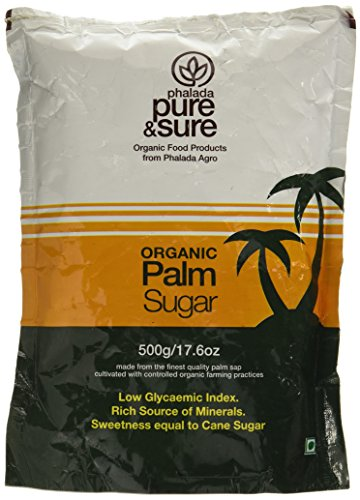 Pure & Sure Organic Palm Sugar, 500g