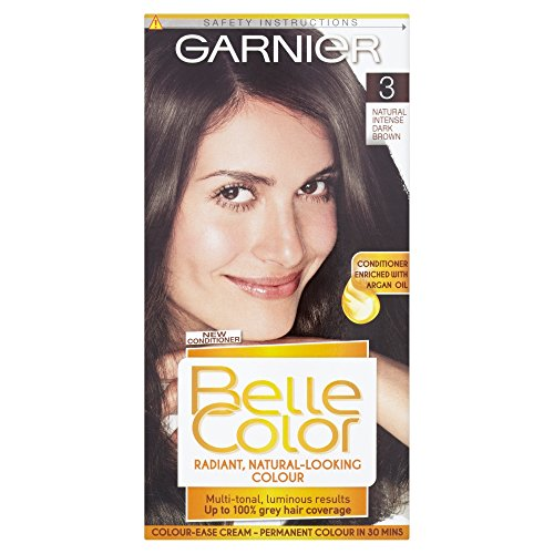 Preisvergleich Produktbild Garnier Belle Colour Intense Dark Brown 3