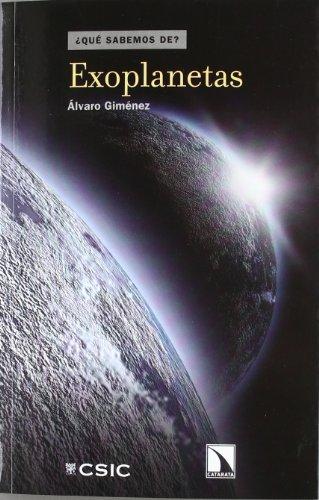 Exoplanetas (Qué sabemos de) por Álvaro Giménez