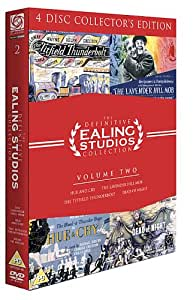 The Definitive Ealing Studio Collection - Volume Two [DVD]