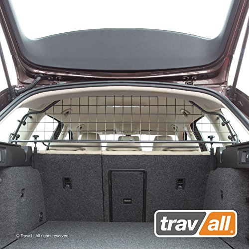 Travall® Guard Hundegitter TDG1404 - Maßgeschneidertes Trenngitter in Original Qualität