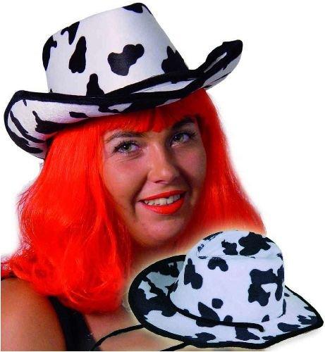 Cowboy Hut Cowboyhut Kuhfell