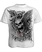 Spiral - Men - ASCENSION - T-Shirt White