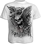 Spiral - Men - ASCENSION - T-Shirt White