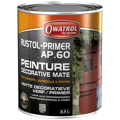 OWATROL 761 - PINTURA PARA INTERIOR
