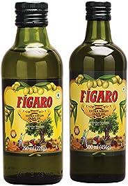 Figaro Extra Virgin Olive Oil, 250ml + Figaro Extra Virgin Olive Oil, 500ml