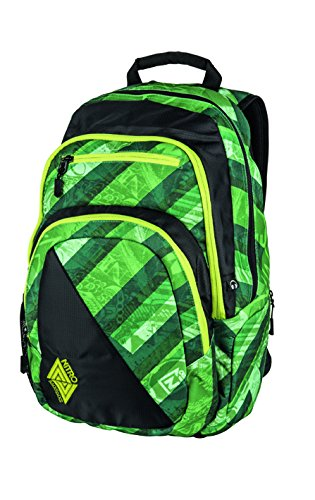 Nitro Snowboards Unisex Stash Rucksack Wicked Green