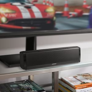 Bose CineMate 15 Home Cinema Soundbar Speaker System - Black