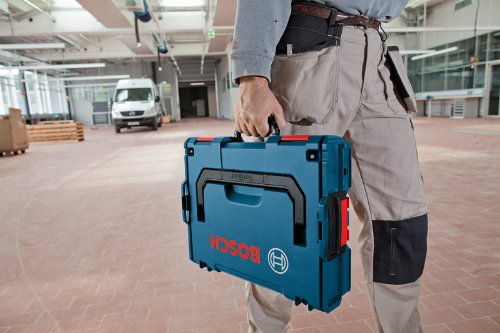 BOSCH L-Boxx 102 Set, 12-teilig, 445 x 357 x 117 mm, 2608438022 - 7
