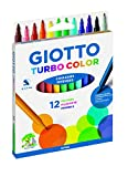Giotto 0719 00 Turbo Color Feutres, différents