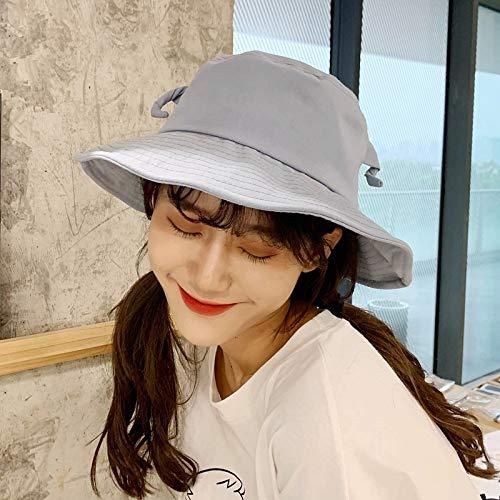 Zaosan Versione Coreana del Nuovo Cappello da Sole Estivo Cappello da Sole a Punta Carina Pescatore a Punta Orecchie Pescatore Cappello Femm