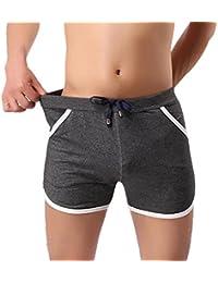 Hombres Pantalones de playa , ❤ Manadlian Pantalones Cortos de La Playa de La Natación