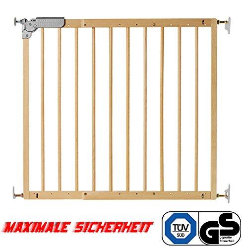 Dolle 600722 Tür- und Treppenschutzgitter Pia H 71 X B 75,6-110,4 cm