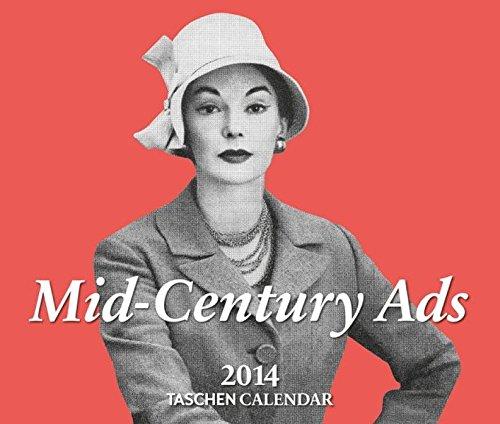 14 Mid-Cent. Ads (Taschen Spiral Diaries)