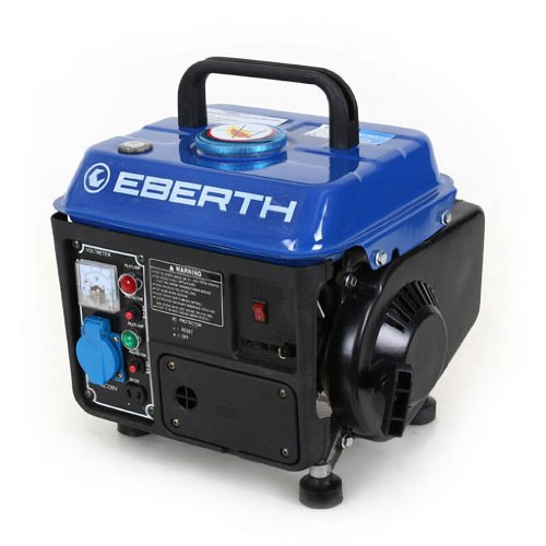 Eberth 750 W Stromerzeuger im Test