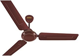 Luminous Morpheus 1200mm Ceiling Fan (Brown)