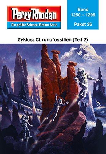 Perry Rhodan-Paket 26: Chronofossilien - Vironauten (Teil 2): Perry Rhodan-Heftromane 1250 bis 1299 (Perry Rhodan Paket Sammelband) Digital-paket