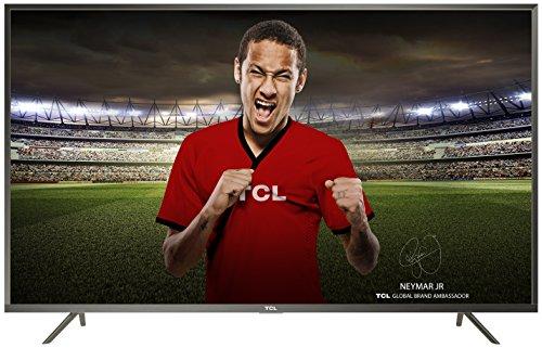 TCL U65P6046 165 cm (65 Zoll) Fernseher (Ultra HD, HDR10, Triple Tuner, Smart TV)