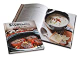 STONELINE livre de cuisine 'Fettfrei braten & kochen', 2ème édition