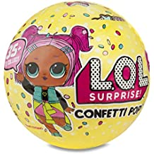 L.O.L. Surprise! - LOL LLU09000. Muñeca L.O.L. Confetti Pop S3