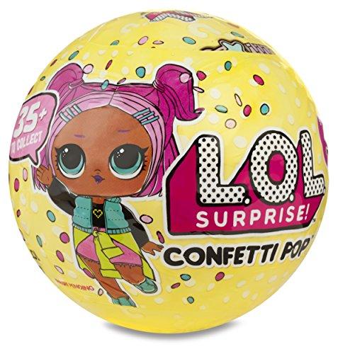 Unbekannt l.o.l. 551522e5cazi Surprise Confetti Pop De Series 3–1Muñeca