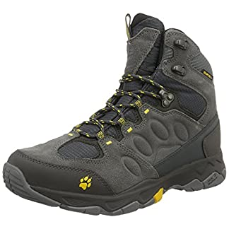 Jack Wolfskin Men's MTN Attack 5 Texapore Mid M High Rise Hiking Shoes 1
