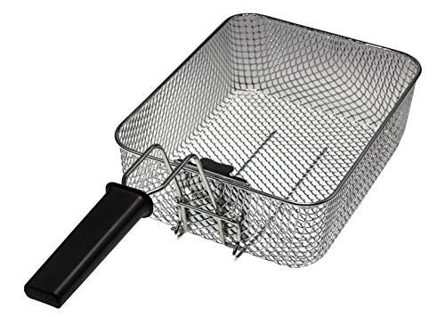 Tefal Frittierkorb mit Griff (SS-994739 + SS-994740) für FR8040 Oleoclean pro Inox Fritteuse