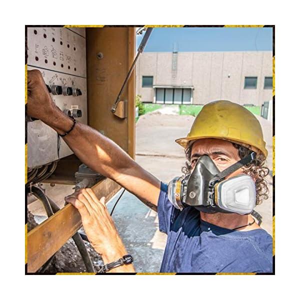 maschera antipolvere professionale
