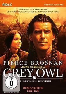 Grey Owl (Remastered Edition) / Bewegender Western mit Pierce Brosnan über das Leben eines englischen Trappers nach einer wahre