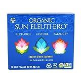 Sun Chlorella Organic Eleuthero, 240 Count by SUN CHLORELLA