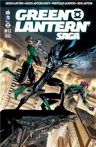 Green Lantern Saga, N° 12 :