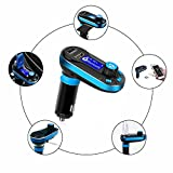 Flycoo Car Kit Bluetooth MP3 Player FM Transmitter Hands-free Car Kit Maxi Car Charger Support SD Card/USB